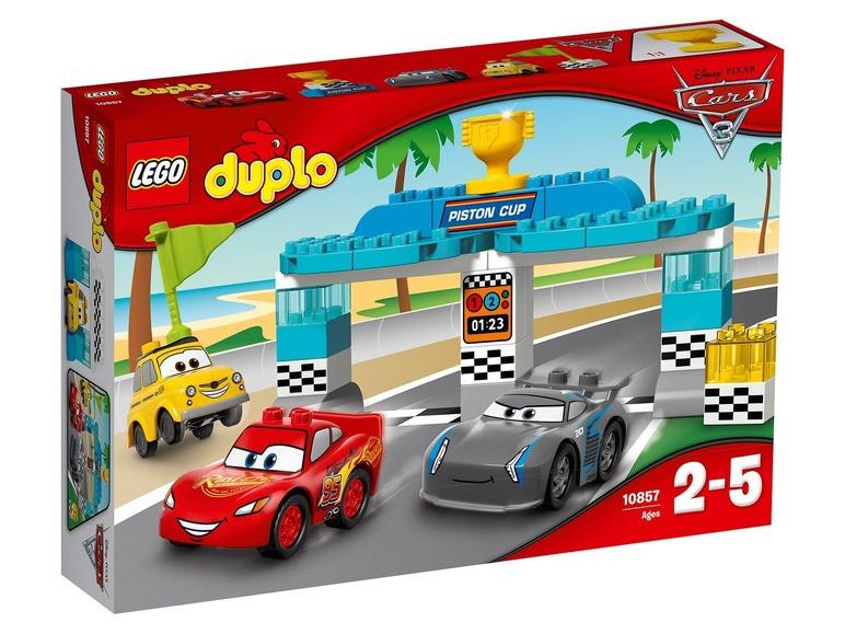Lego duplo 10857 гонка за золотой поршень Lego