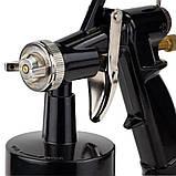 Краскораспылитель электрический 450Вт 1.4/1.8мм HVLP (маляр) SIGMA (6816011), фото 4