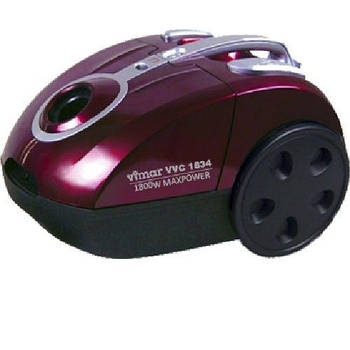 Пылесос мешковой VIMAR VVC-1834R Марка Европы