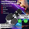 Мікрофон караоке YS-63 2 в 1 - бездротової Bluetooth мікрофон - портативна колонка зі слотом USB + TF card, фото 5