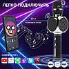 Мікрофон караоке YS-63 2 в 1 - бездротової Bluetooth мікрофон - портативна колонка зі слотом USB + TF card, фото 6