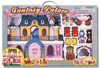 Дворец - игровой набор для девочек, K20160, Keenway + ПОДАРОК (РЮКЗАК) /Ю