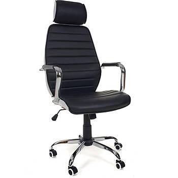 Кресло офисное Vecotti Arthur черно-белый Марка Европы