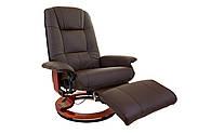 Кресло ТВ для отдыха с массажем, подогревом и подставкой для ног 2159 FUNFIT HOME&OFFICE, фото 2