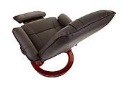 Кресло ТВ для отдыха с массажем, подогревом и подставкой для ног 2159 FUNFIT HOME&OFFICE, фото 6