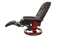 Кресло ТВ для отдыха с массажем, подогревом и подставкой для ног 2159 FUNFIT HOME&OFFICE, фото 7