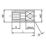 """Насадка шестигранная короткая 1/2"""" 18мм CrV ULTRA (6070182), фото 3"""