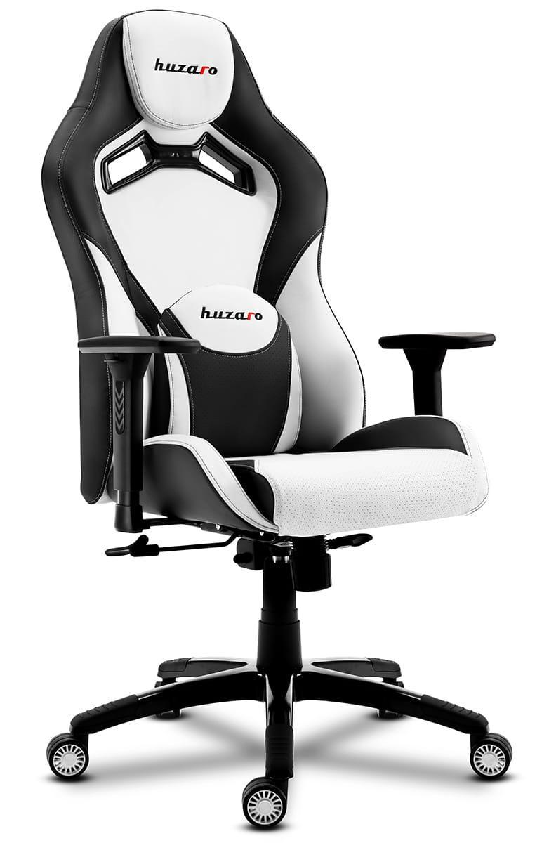 Игровое кресло HUZARO FORCE 7.3 WHITE