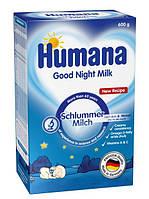 Сухая молочная смесь Humana Сладкие сны с Омега-3, Омега-6 жирными кислотами, 600 г
