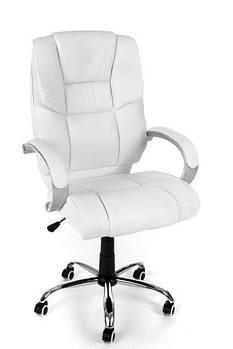 Кресло компьюторное EDEN biały + gratis ! Марка Европы