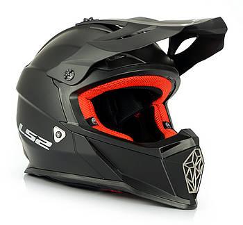 Мото шлем LS2 MX437 Марка Европы