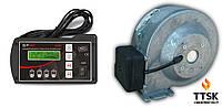 Комплект автоматики для котла на твёрдом топливе Tech ST81+WPA120
