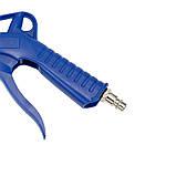Пистолет продувочный пластиковый корпус пневматический 100мм REFINE (6831111), фото 2