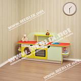 Ігрова дитяча кухня Попелюшка від виробника, фото 3