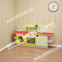 """Мебель для детского сада. Игровая детская кухня """"Золушка"""""""
