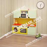 Дитяча ігрова кухня Малютка від виробника, фото 3