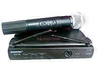 Радиосистема Shure SM-58 (UHF, 1 микрофон), фото 1