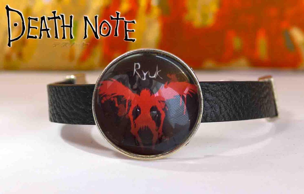Браслет кровавый Рюк Тетрадь смерти / Death Note