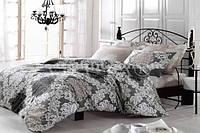 9293 Двуспальное постельное белье ранфорс Платинум Viluta