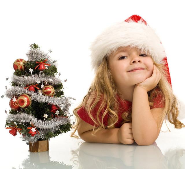 Новогодние товары: ёлки, шары, гирлянды