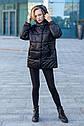 Куртка демисезонная женская Бусинка ТМ Miorichi Размеры 46- 54, фото 2