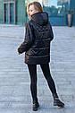 Куртка демисезонная женская Бусинка ТМ Miorichi Размеры 46- 54, фото 3