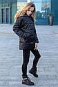 Куртка демисезонная женская Бусинка ТМ Miorichi Размеры 46- 54, фото 4