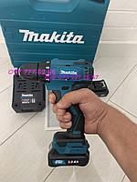 Ударный бесщеточный шуруповерт Makita DF332DY (18V 3Ah) шуруповерт макита безщітковий