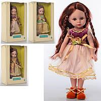 Лялька 1919-1-3-4 3 види, кор., 22,5-34-9 см.