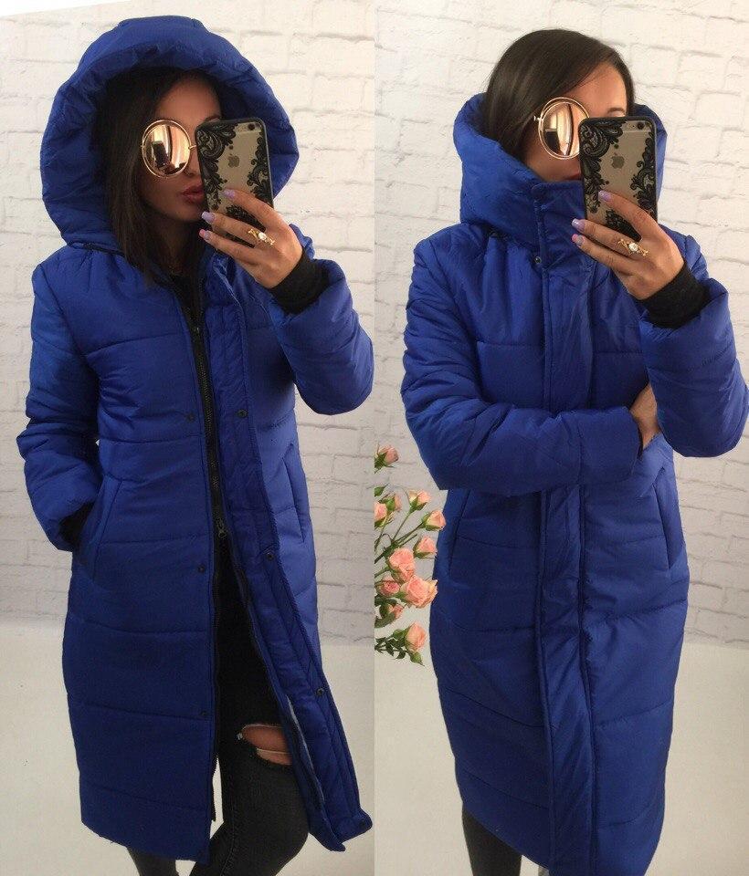 Куртка-пальто мод.246 (плащівка+синтепон 300)