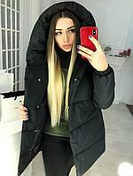 """Пуховик жіночий молодіжний """"Зефирка"""", фото 6"""
