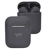 Veron (VR-01) TWS Bluetooth Earphone — Colorful Sound, Gray