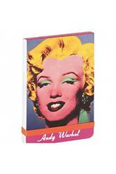 Mini Journal: Warhol Marilyn