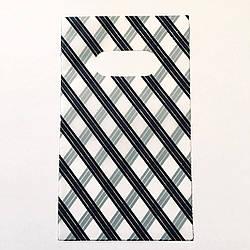Подарочные пакетики для изделий 50 шт, черный, размер 9*15см