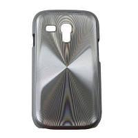 Чехол для моб. телефона Drobak для Samsung i8190 Galaxy S3 mini /Aluminium Panel/Silver (215226)
