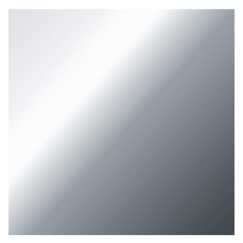 Панель декоративная для вентиляторов Вентс ФП 180 Плейн хром