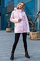 Демисезонная женская куртка ТМ Miorichi Бусинка Размеры 46- 54, фото 2