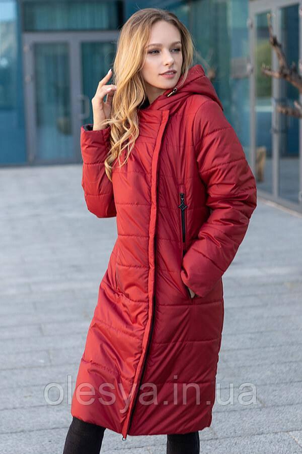 Женское пальто- куртка Пандора демисезонное тм Miorichi Размеры 46- 56