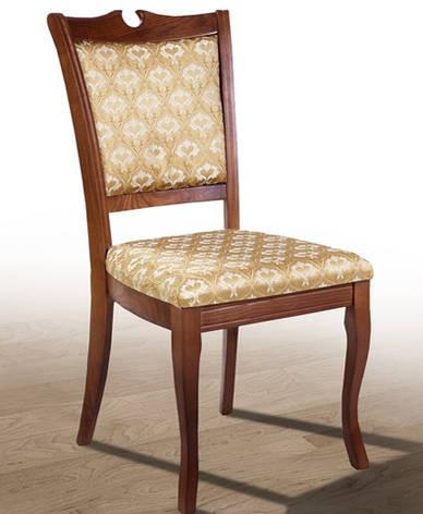 Стул обеденный Верона Люкс Микс мебель, цвет орех, фото 2