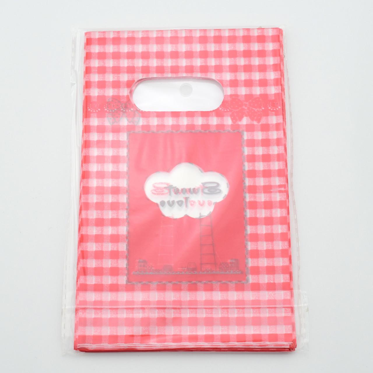 Подарочные пакетики для изделий 50 шт, размер 15*9 см (№61)