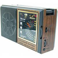Радио-приемник RX-131UAR USB/SD MP3 PLAYER с пультом ДУ