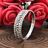 Серебряное кольцо Возрождение №2 вставка белые фианиты вес 1.6 г размер 20, фото 6