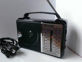 Радиоприемник AM/FM/TV/SW1-2 GOLON RX-606AC