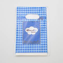 Подарочные пакетики для изделий 50 шт, размер 9*15 см (№72)