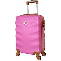Валіза ручна поклажа Bonro Next (міні) рожевий, фото 1