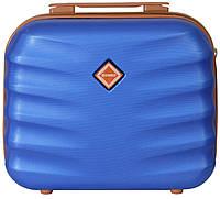 Сумка кейс саквояж Bonro Next (середній) синій