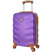 Чемодан ручная кладь Bonro Next  (мини) фиолетовый, фото 1