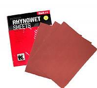 Водостойкие латексные листы rhynowet red line  60