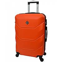 Валіза Bonro 2019 (великий) помаранчевий, фото 1
