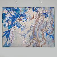 Картина со стразами в интерьер Птицы в лианах [60 х 45 см]